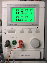 3 amp Regulated Linear Power Supply